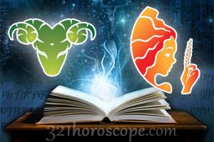 Aries + Virgo horoscope