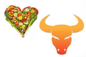 taurus health diet