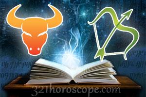 Taurus Sagittarius horoscope