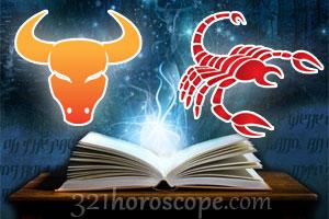 Taurus Scorpio horoscope