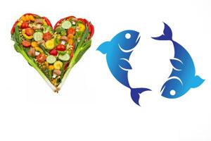 pisces health diet
