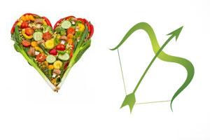 sagittarius heatlh diet