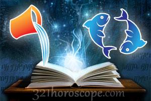 Aquarius and Pisces love horoscope