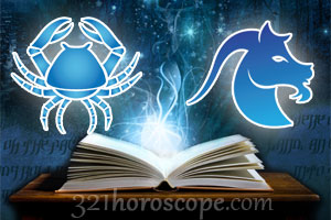 Cancer and Capricorn horoscope