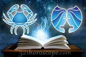 Cancer and Gemini love horoscope