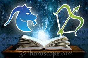 Capricorn and Sagittarius love horoscope