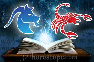 Capricorn and Scorpio love horoscope