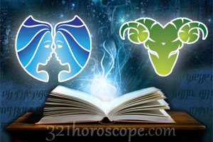 Gemini and Aries horoscope