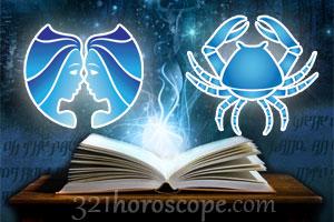 Gemini and Cancer horoscope