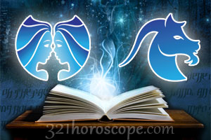 Gemini and Capricorn horoscope