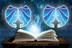 Gemini and Gemini horoscope