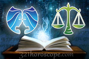 Gemini and Libra horoscope