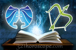 Gemini and Sagittarius horoscope