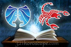 Gemini and Scorpio horoscope