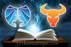 Gemini and Taurus horoscope