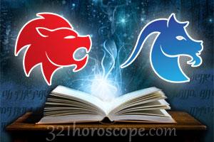Leo and Capricorn love horoscope