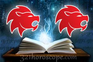 Leo and Leo love horoscope