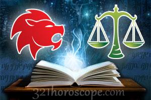 Leo and Libra love horoscope