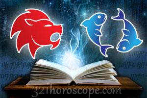 Leo and Pisces love horoscope