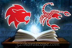 Leo and Scorpio love horoscope