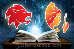 Leo and Virgo love horoscope