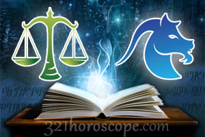 Libra and Capricorn love horoscope