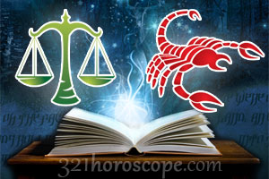 Libra and Scorpio love horoscope