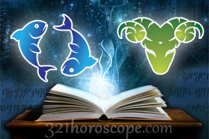 Love horoscope pisces aries