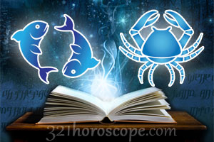 Love horoscope pisces cancer