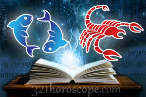 Pisces and Scorpio love horoscope