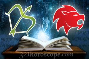 love horoscope leo sagittarius