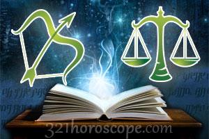love horoscope sagittarius libra