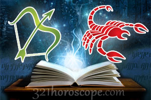 Scorpio and Sagittarius compatibility