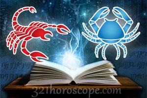 Scorpio and Cancer love horoscope
