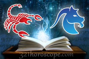 Scorpio and Capricorn love horoscope