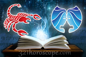 Scorpio and Gemini love horoscope