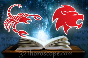 Scorpio and Leo love horoscope