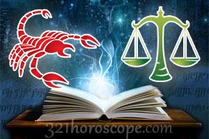 Scorpio and Libra love horoscope