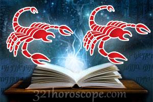 Scorpio and Scorpio love horoscope