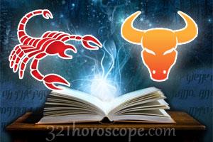 Scorpio and Taurus love horoscope