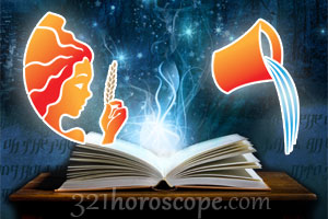 Virgo and Aquarius horoscope