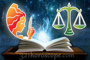 Virgo and Libra love horoscope