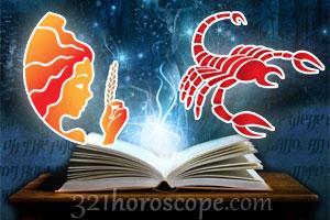 Virgo and Scorpio love horoscope