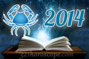Cancer 2014 horoscope