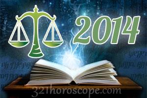 Libra 2014 horoscope