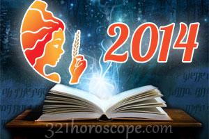 Virgo 2014 horoscope