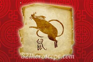 rat zodiac chinese