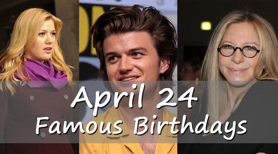 April 24 Birthday horoscope - zodiac sign for April 24th