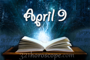 What Supernova Sign Is April 9th