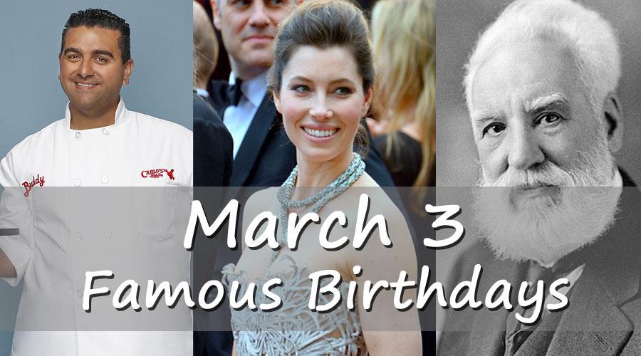 3 march birthdays horoscopes
